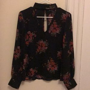 One Clothing floral blouse